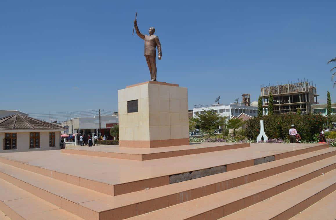 Nyerere Square in Dodoma