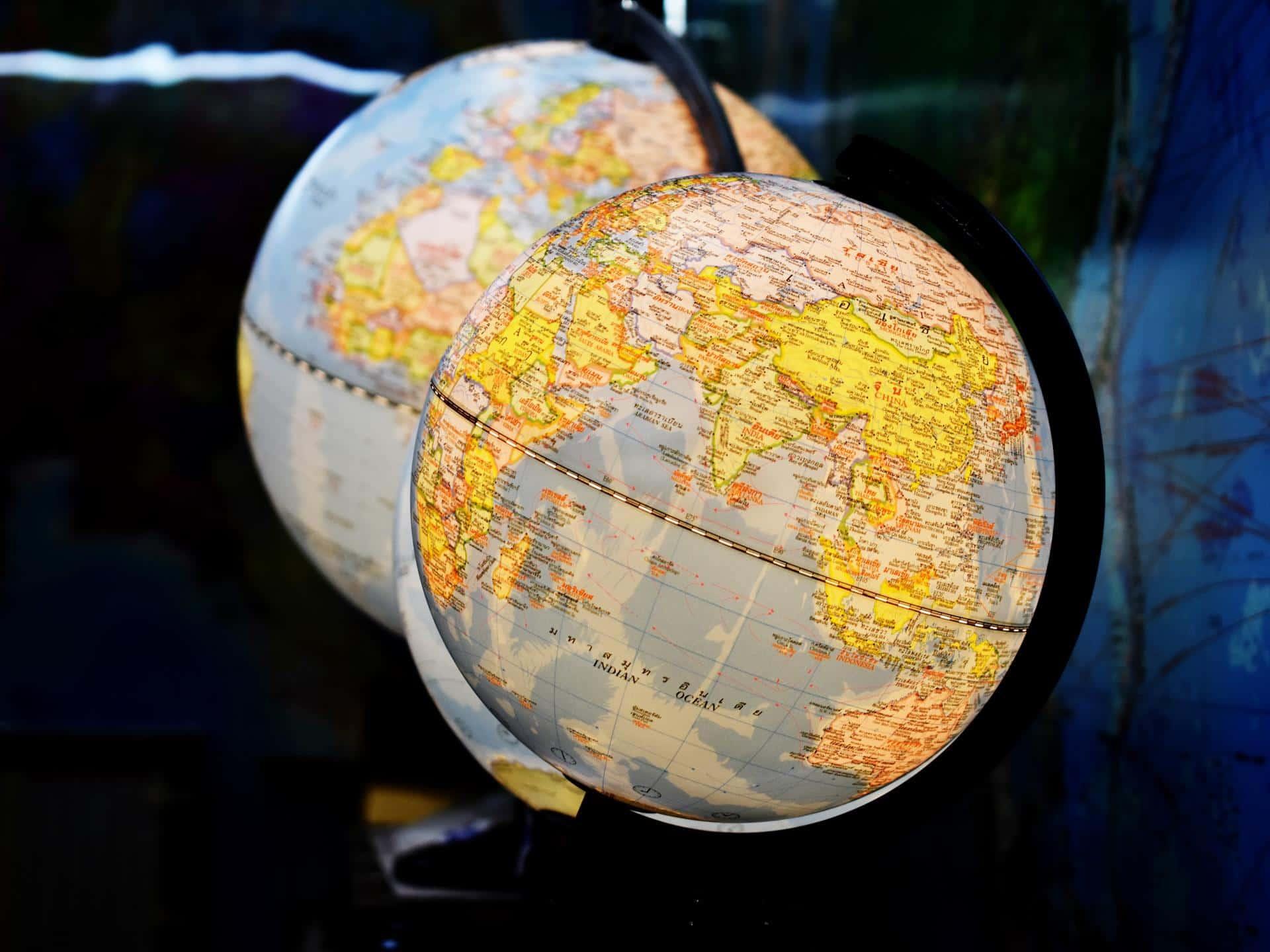 globe asia 1