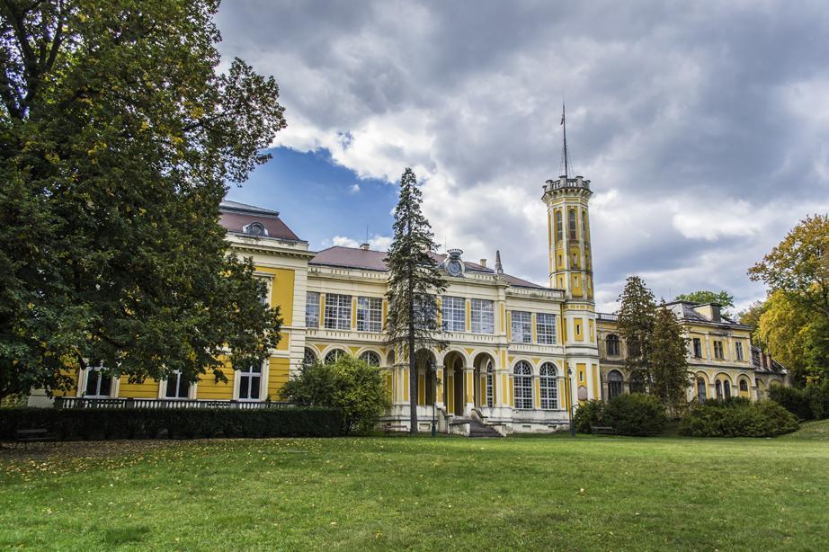 karolyi palace fuzerradvany