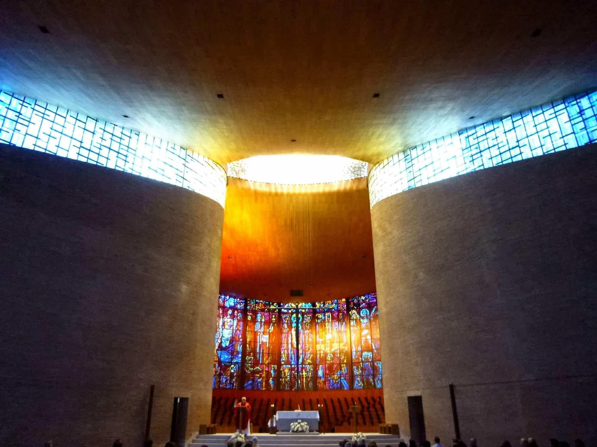 madrid iglesia de san Pedro martir