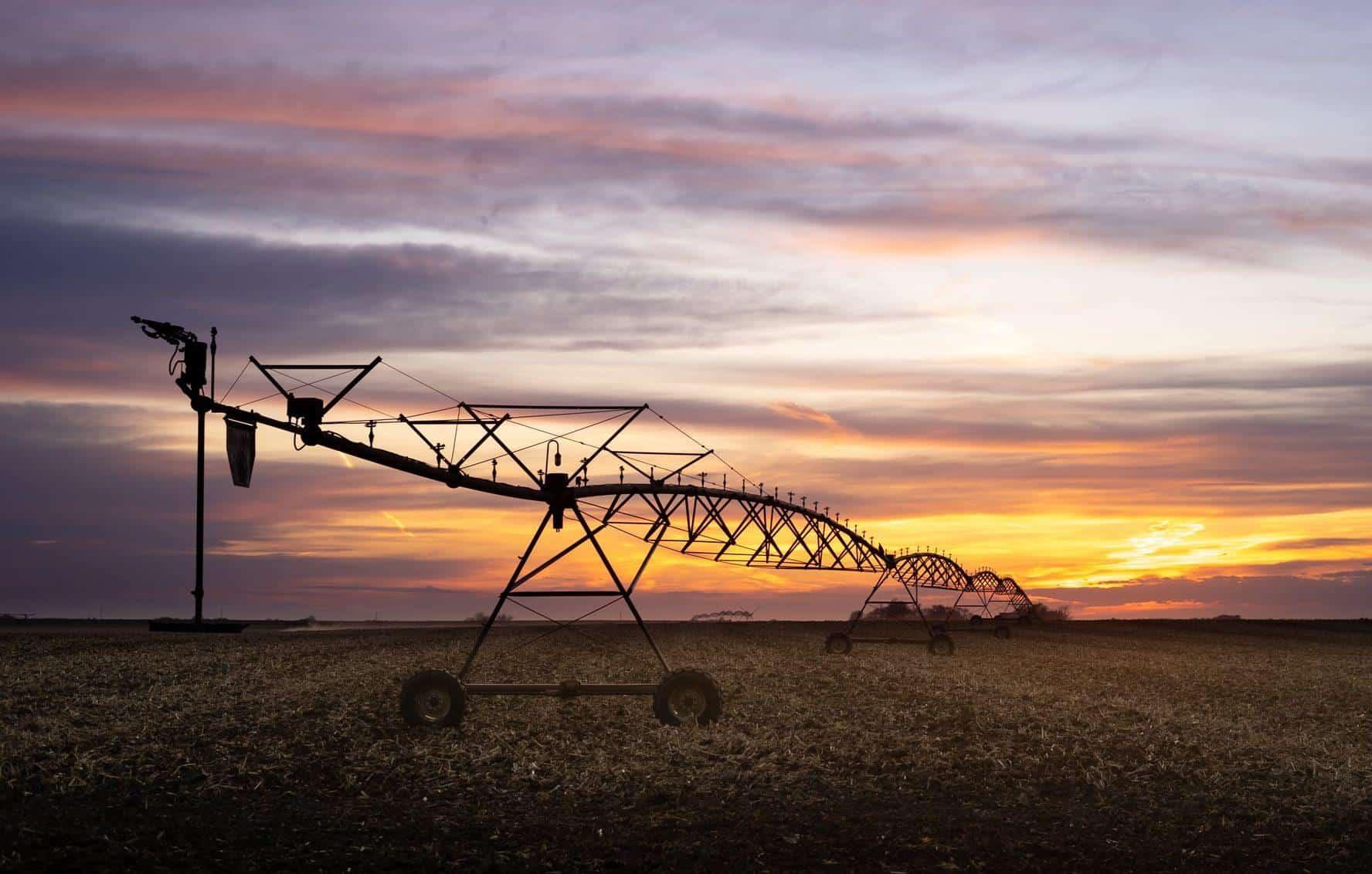 nebraska united states farm field
