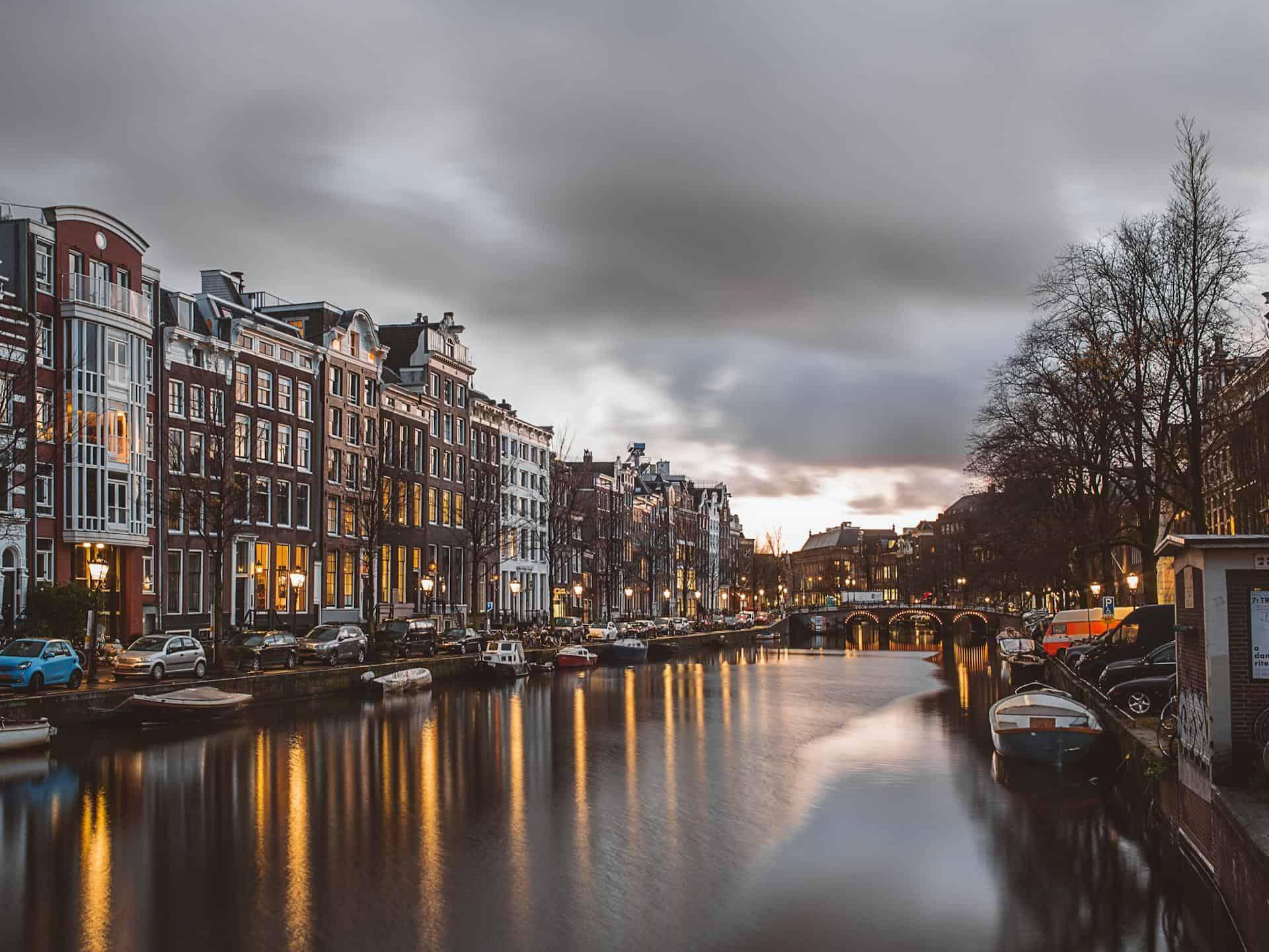 netherlands amserdam canal