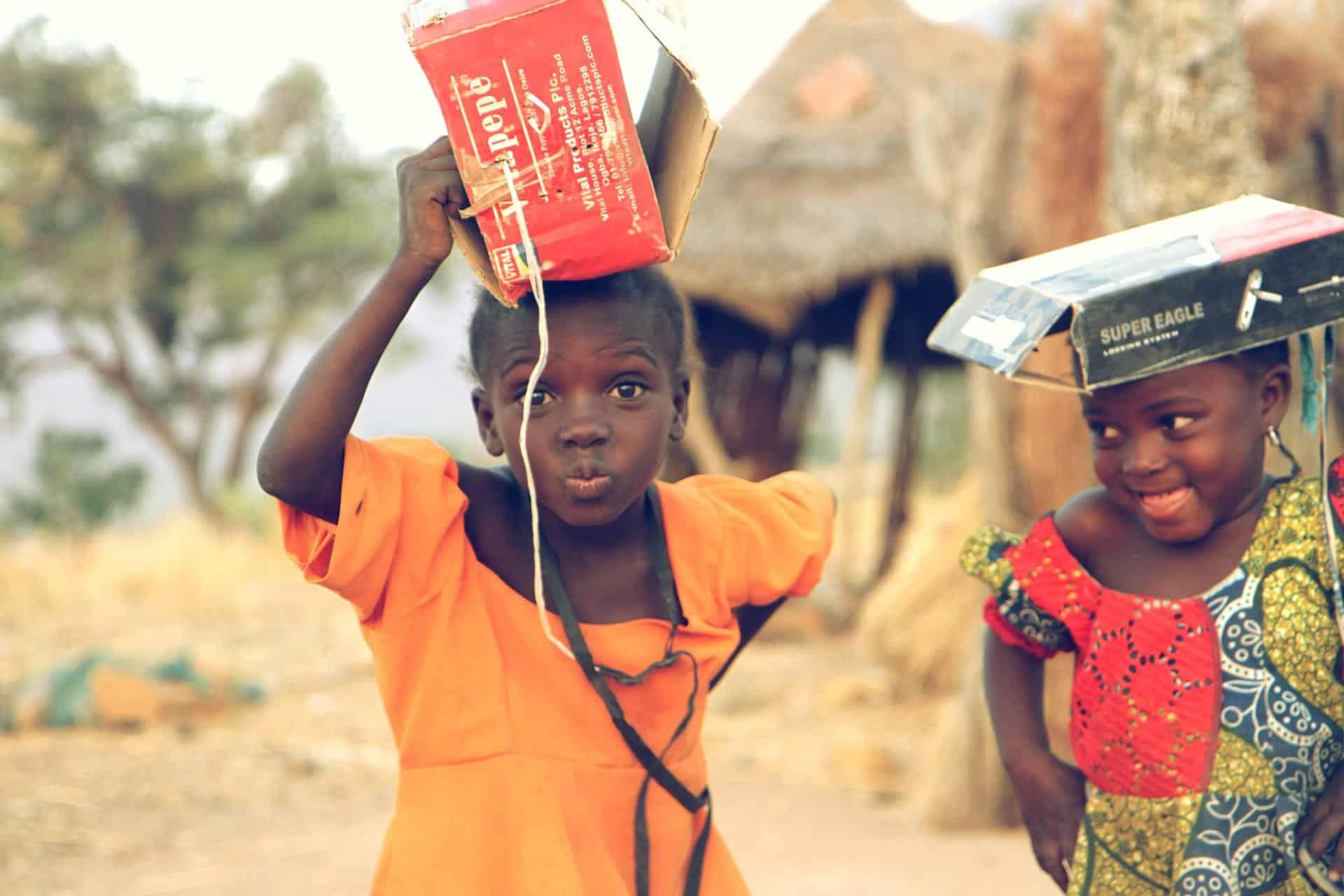 street children africa