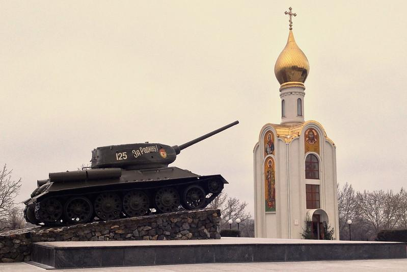 tiraspol tank church