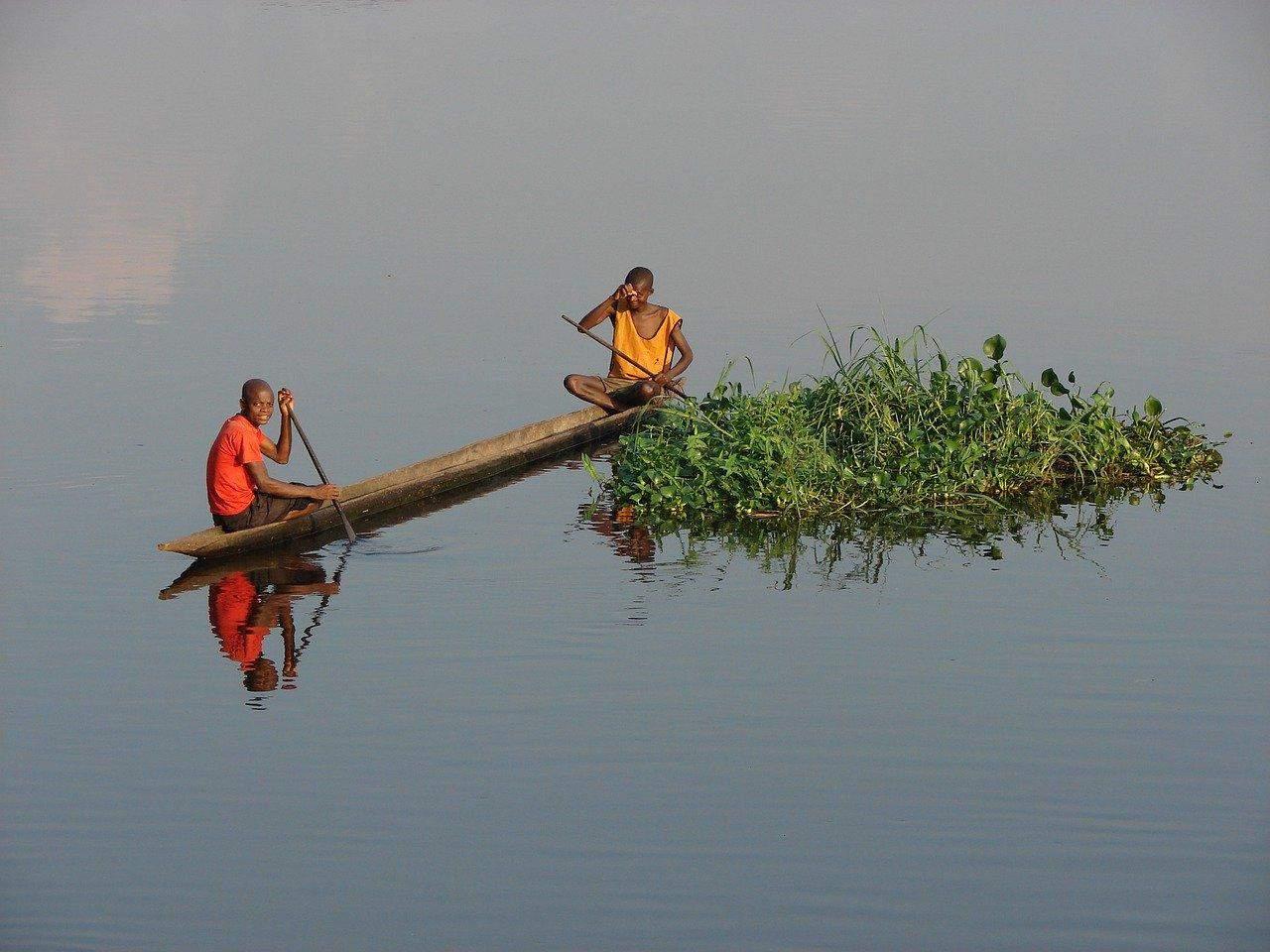 kinshasa congo congo river boat