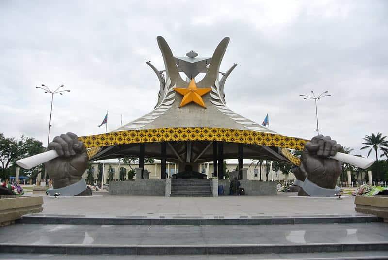 kinshasa congo kabila mausoleum