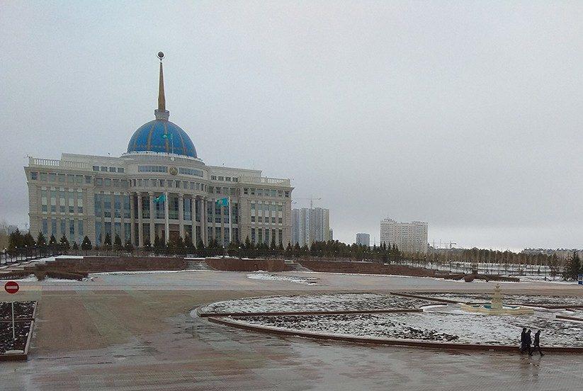 nursultan kazakhstan presidential palace