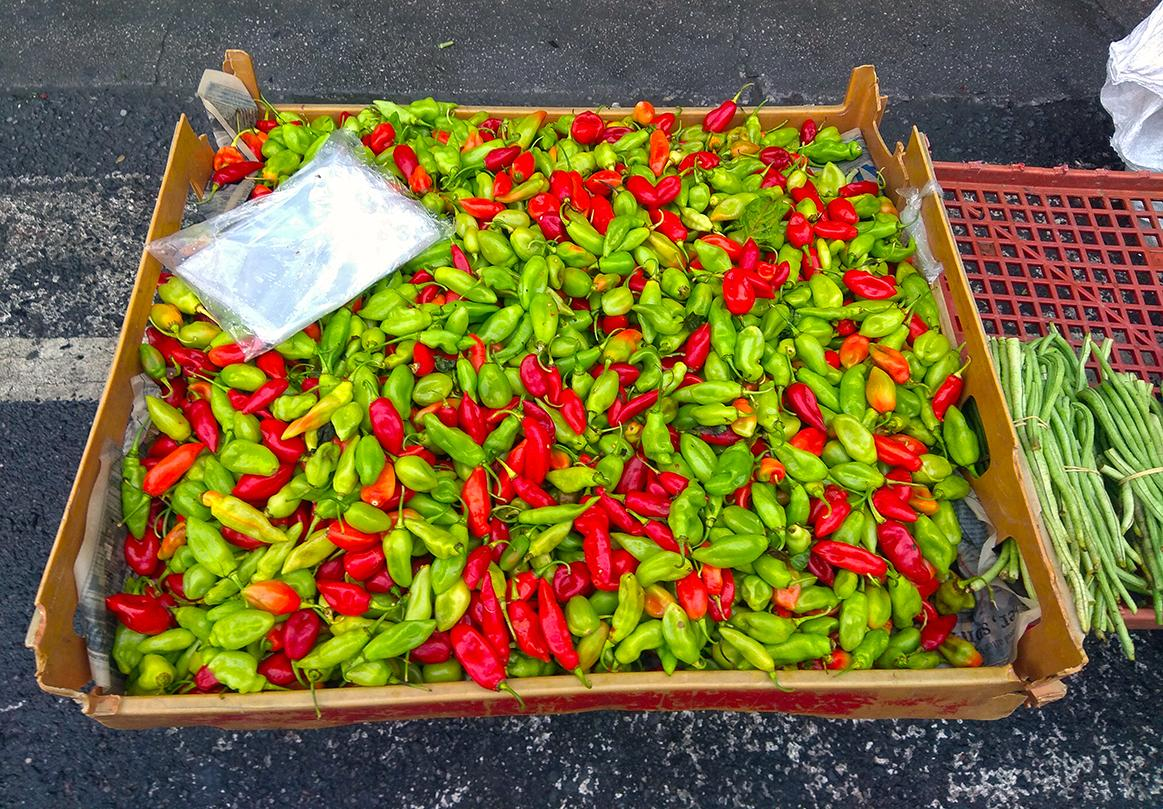 port of spain trinidad tobago peppers