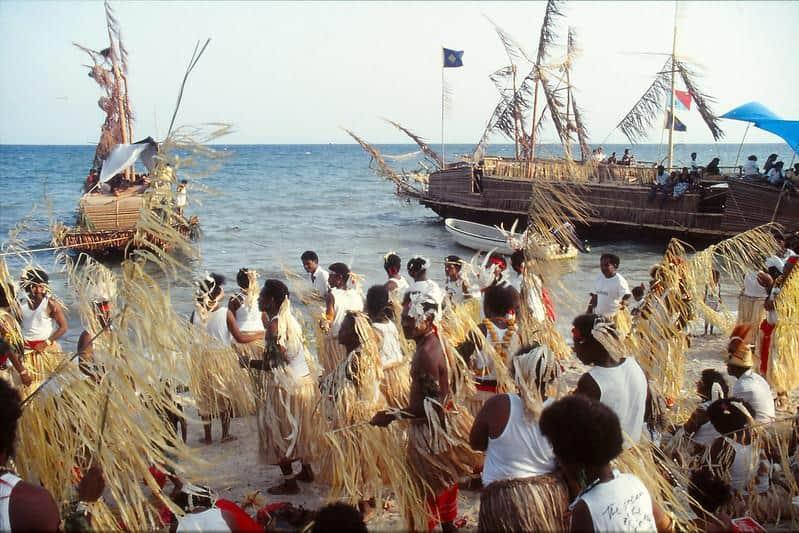 port moresby papua new guinea ela beach