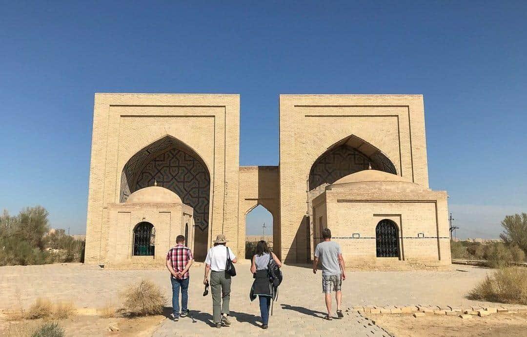 turkmenistan askhab mausoleum
