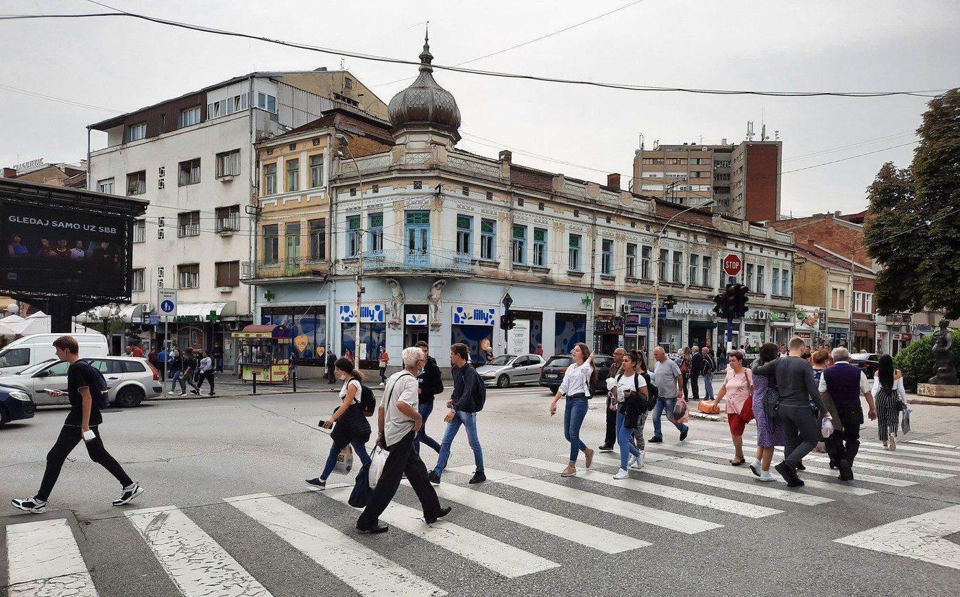 kragujevac serbia crossing