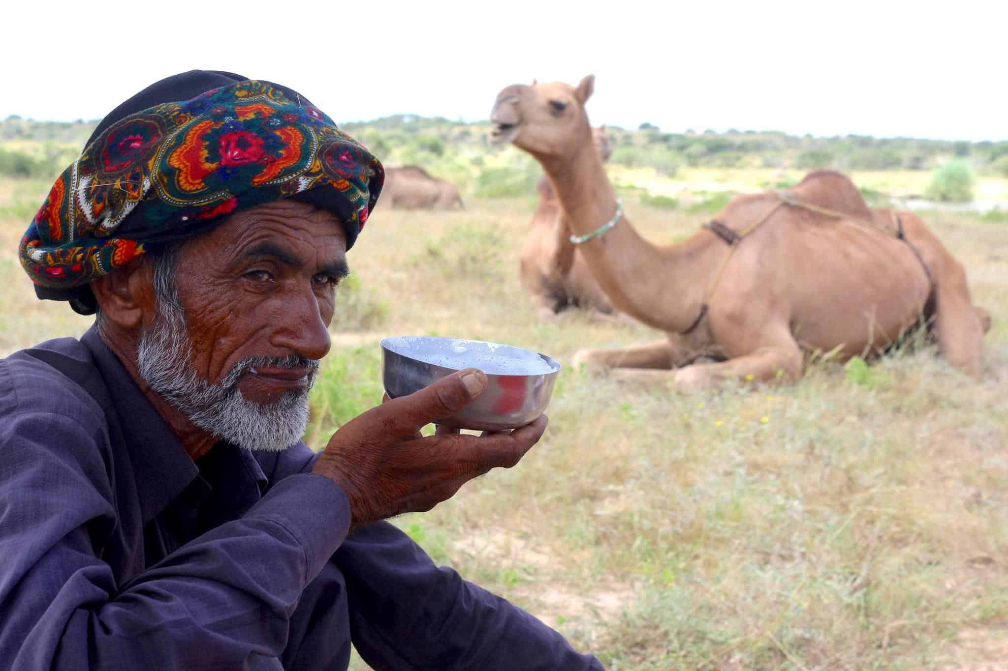 camel milk india
