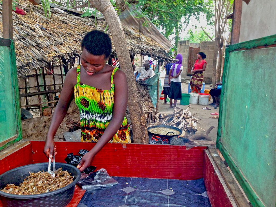 dar es salaam tanzania cooking
