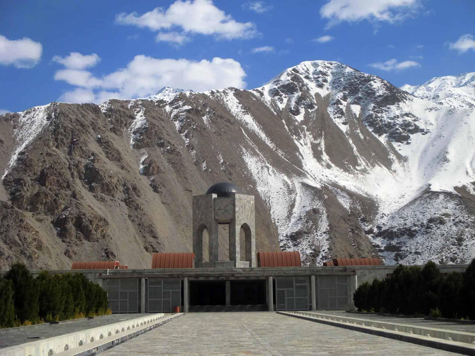afghanistan pnajsher valley mausoleum