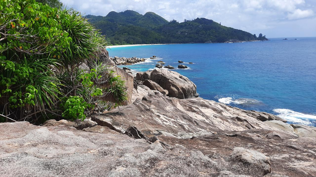 rockpool seychelles mahe view