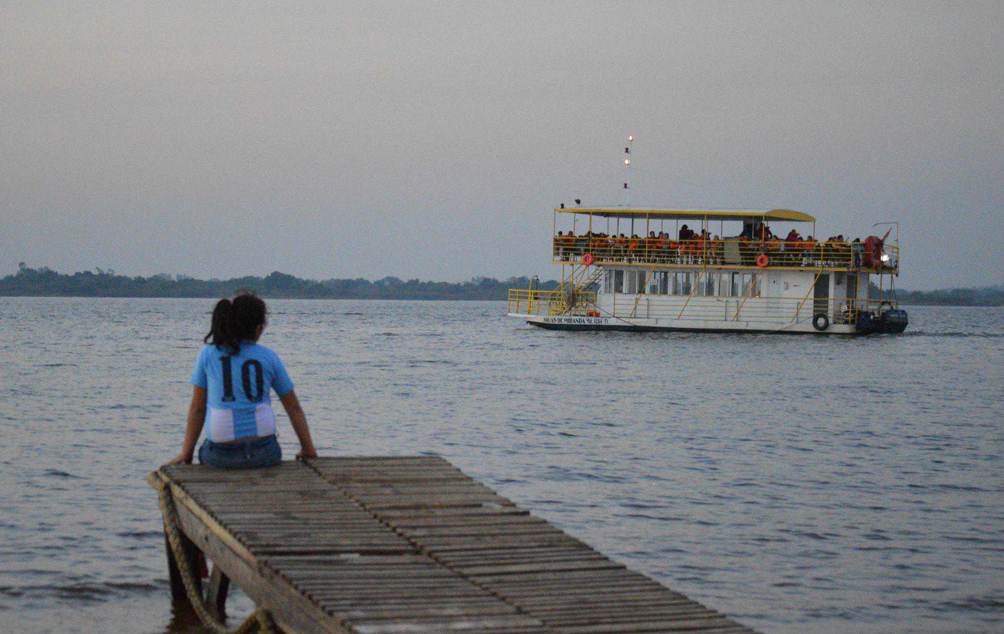 ausncion paraguay river