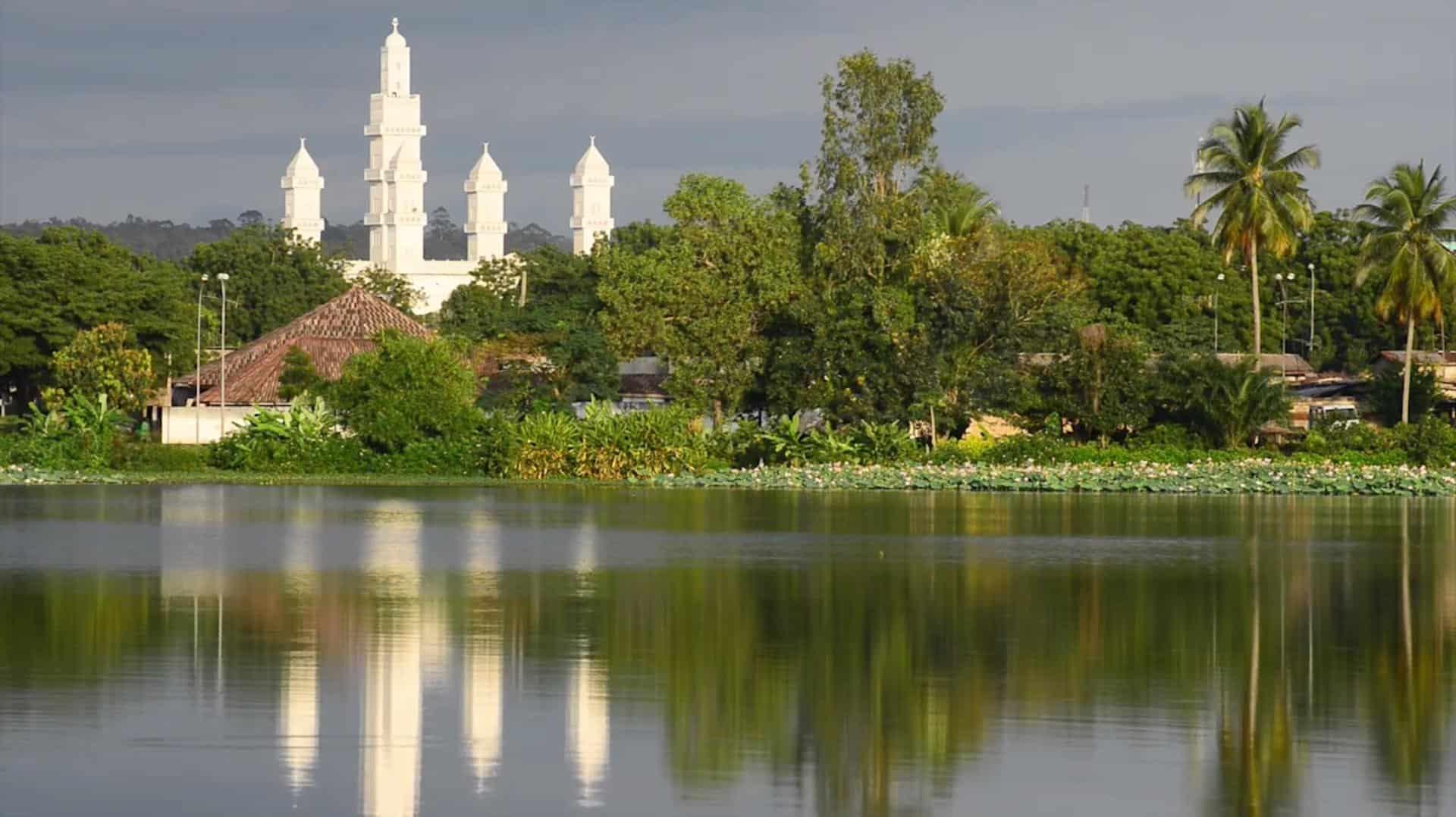 yamoussoukro ivory coast grand mosque