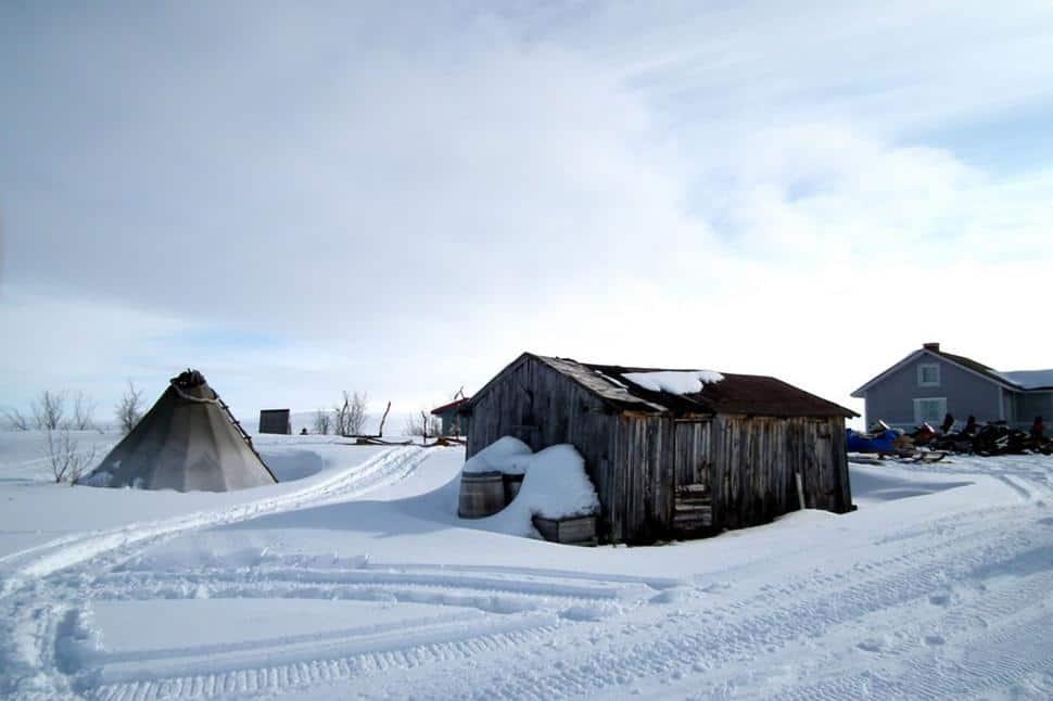 raittijarvi finland village