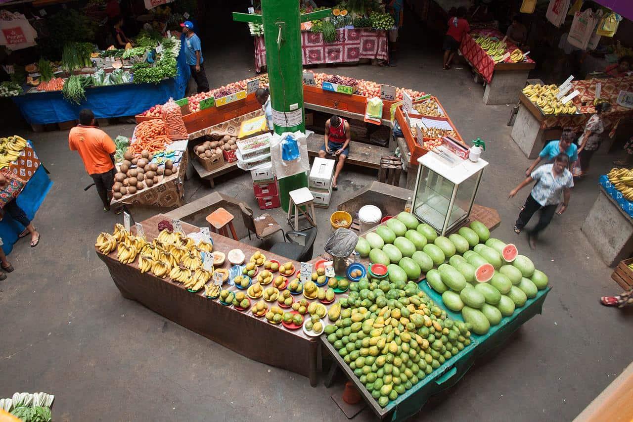 suva fiji municipal market