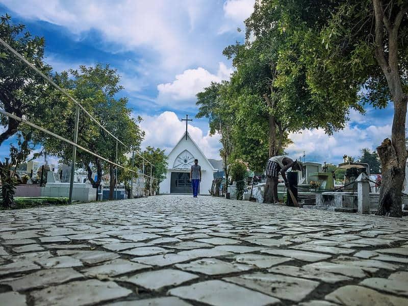 timor leste dili saint cruz cemetery