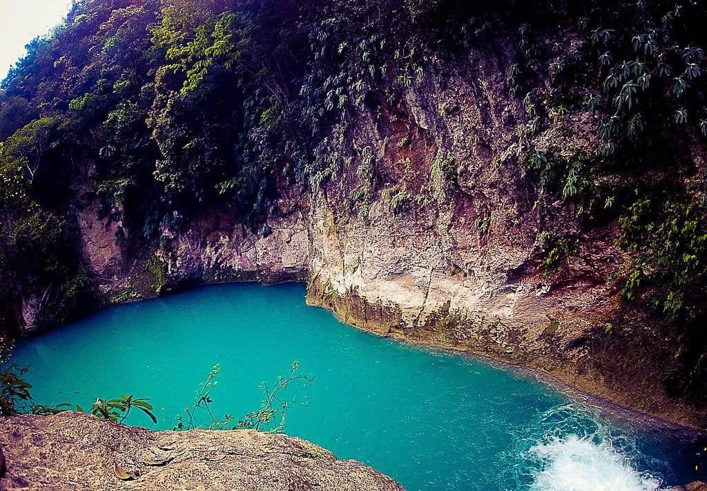 haiti bassin bleu
