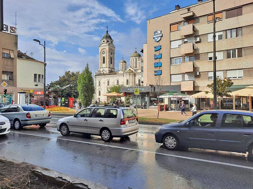 smederevo serbia city center