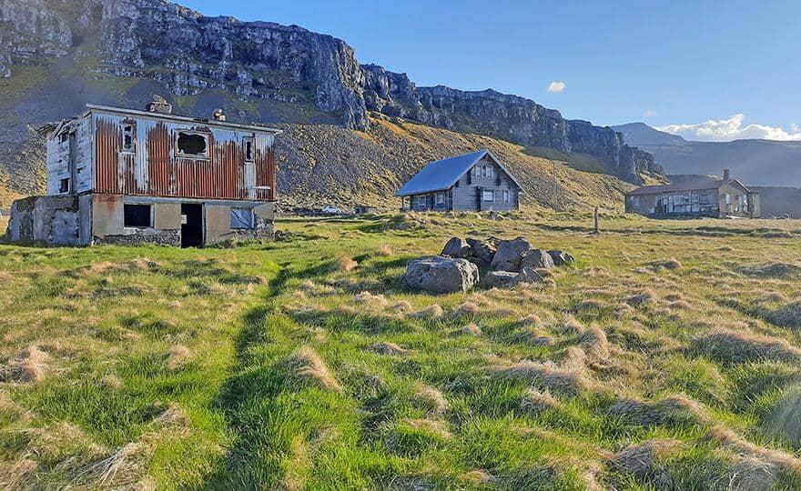 hafnarnes iceland village whole